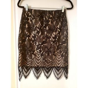 Another Story Lace Skirt
